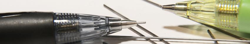 Tehničke olovke i mine