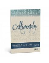 Papir Pergamena Calligraphy ILK A4 190g Sabbia