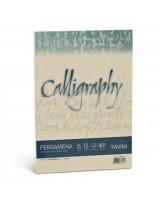 Papir Pergamena Calligraphy ILK A4 90g Crema