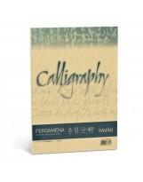 Papir Pergamena Calligraphy ILK A4 90g Oro