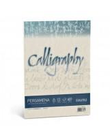 Papir Pergamena Calligraphy ILK A4 190g Naturale