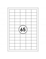Etikete ILK 38x21,2 A4 100L Rillprint