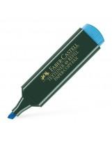Textmarker Faber-Castell 48 plavi