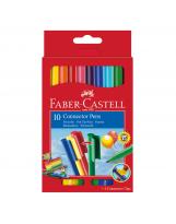 Flomaster školski 10 boja Faber-Castell 155510