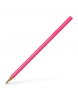 Grafitna olovka B Faber-Castell Sparkling roza