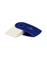 Gumica Sleeve Faber-Castell plava