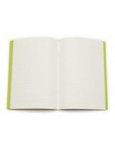 Bilježnica A4 crte Fabriano EcoQua Lime