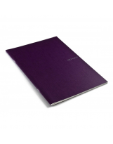 Bilježnica A4 crte Fabriano EcoQua Lampone