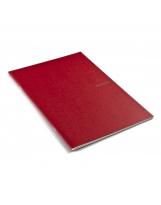 Bilježnica A4 crte Fabriano EcoQua Vino