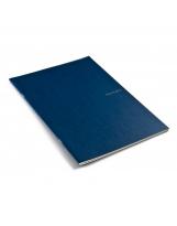 Bilježnica A4 crte Fabriano EcoQua Blu