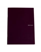 Bilježnica A4 karo Fabriano EcoQua Lampone