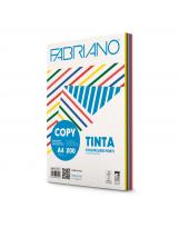 Papir ILK A4 200g Fabriano mix intenziv 1/100