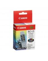 Ink jet Canon BCI 21 colour original
