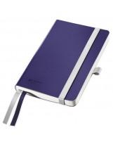 Notes A6 crte Leitz Style plavi